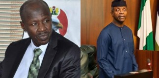 """I'm Not Afraid Of You, Resign!"", Blogger Fires Back At VP Osinbajo"