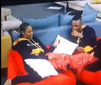 BBNaija: I'm Physically Attracted To Kidd - Erica Clears Laycon