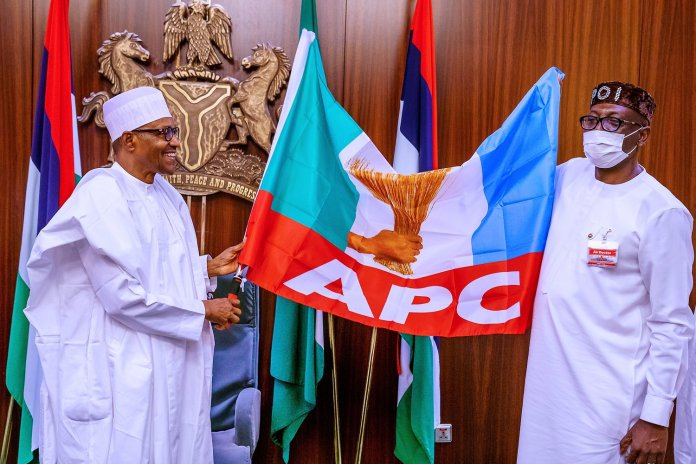Edo Guber: Ize-Iyamu Must Win - Buhari Tells APC Leaders