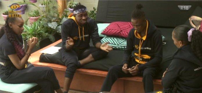 BBNaija: We Are The Rejected 4 - Tricky Tee Tells Laycon, Kaisha And Wathoni