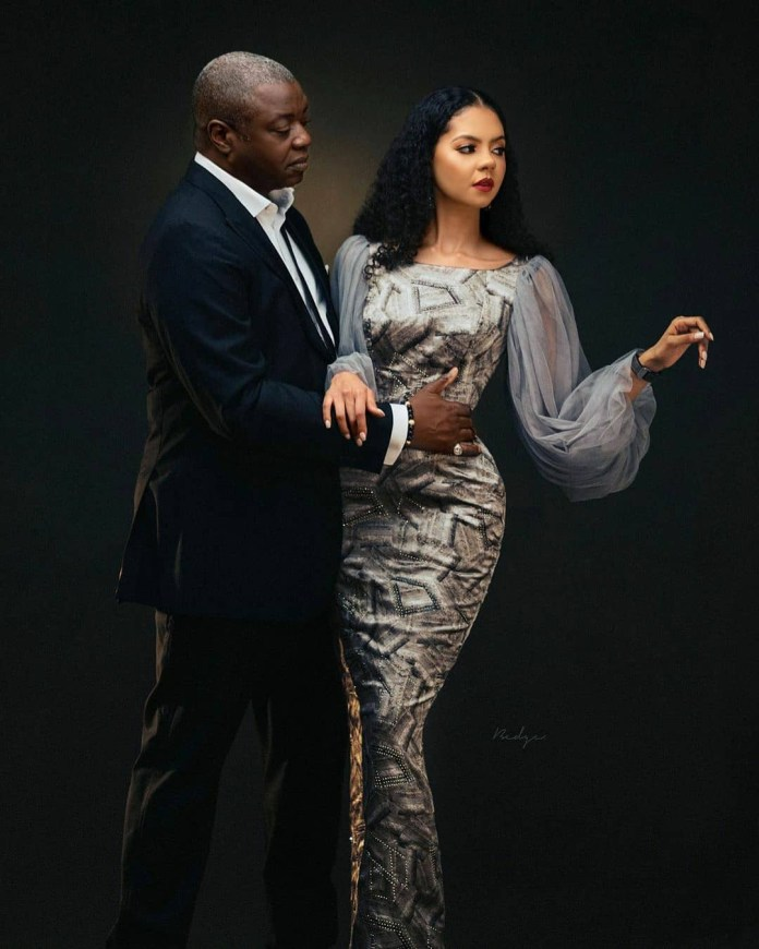 Adama Indimi Gets G-Wagon From Husband, Prince Malik Ado-Ibrahim On Their 1st Wedding Anniversary
