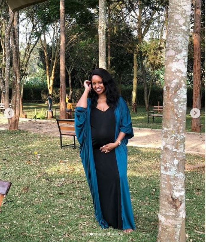 Grace Sowairina Msalame Is Serving Gorgeous Maternity Style Moments