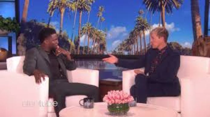 Kevin Hart Defends Ellen DeGeneres Amidst Workplace Discrimination Scandal