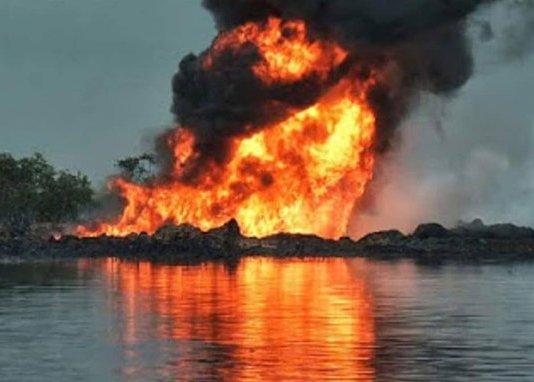 Ajuwon-Ishaga Gas Explosion