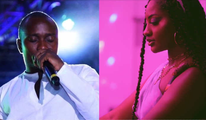 Brymo salutes Tems on her single Interference