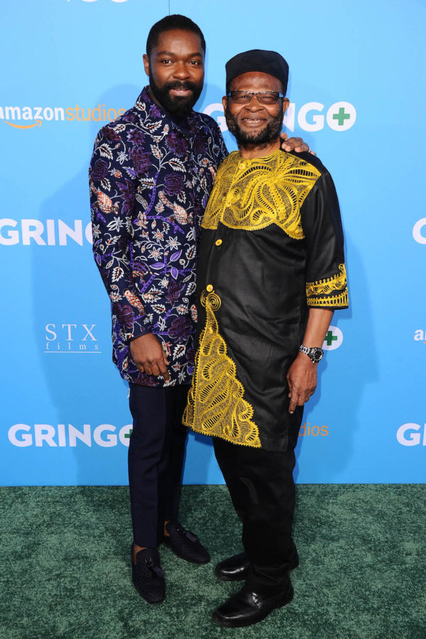 David Oyelowo's Father Dies Of Colon Cancer