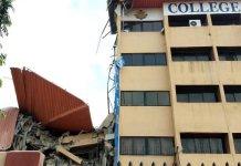 Ejigbo building collapse