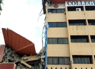 Ejigbo building collapse