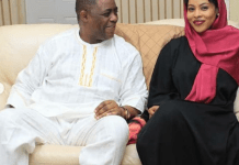 FFK And 'Confidant' Halima