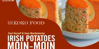 FOOD: Treat Yourself To Some Mouthwatering Irish Potatoes Moin-Moin