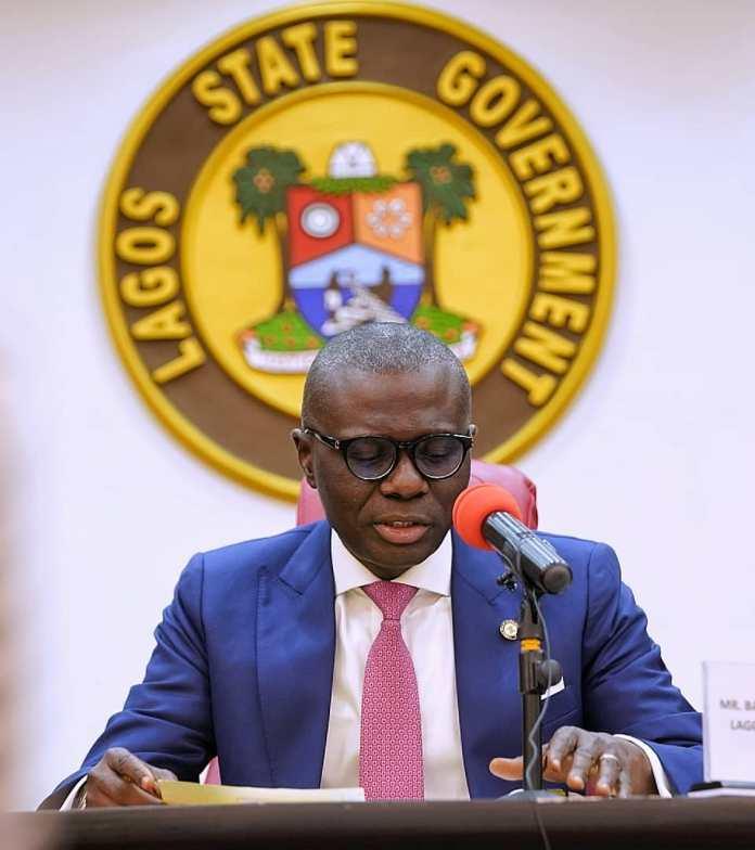 Funke Akindele Lagos State, Babajide Sanwo-Olu and JJC Skillz
