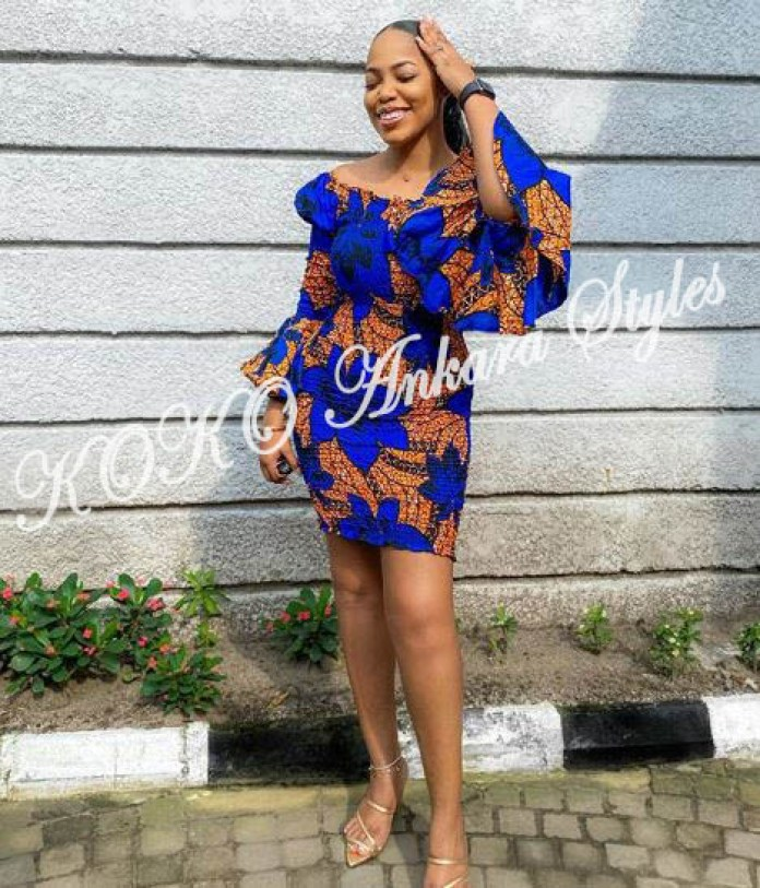 Be The Ultimate Baby Girl In These Eye Catching Ankara Styles
