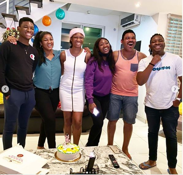 Omotola Jalade Ekeinde Celebrates As Her Daughter Bags A Master's Degree
