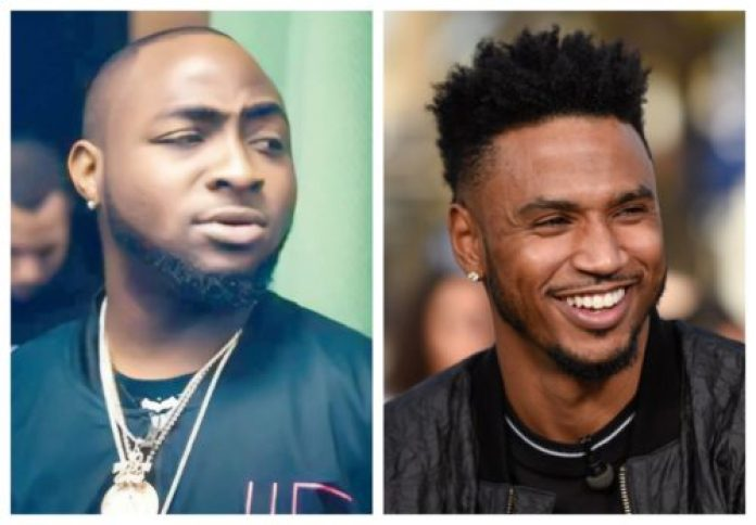 "Davido Set To Feature On Trey Songz's New Album ""Back Home"""
