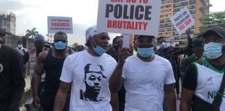 #EndSARS: Tiwa Savage, Toke Makinwa, Others Join Runtown, Falz