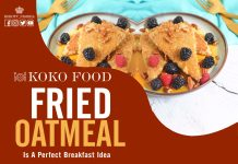Fried Oatmeal Is Not A Bad Idea For Breakfast