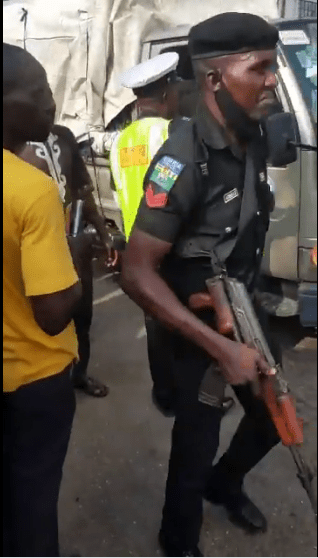 Ikeja Policeman