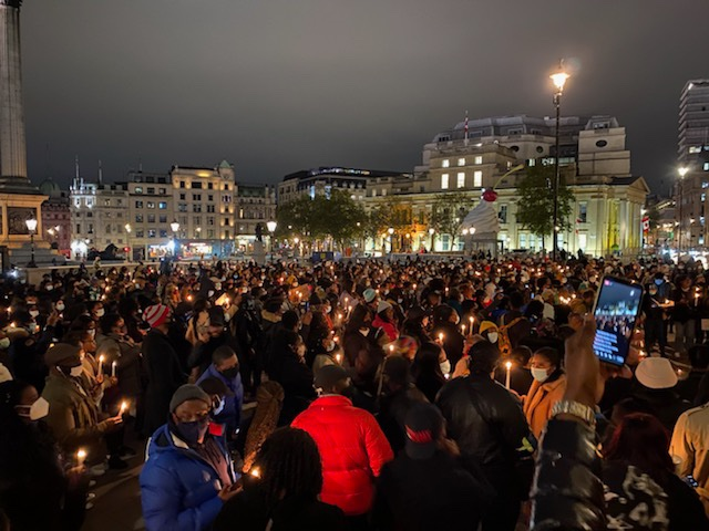 Candle Light Virgil in London