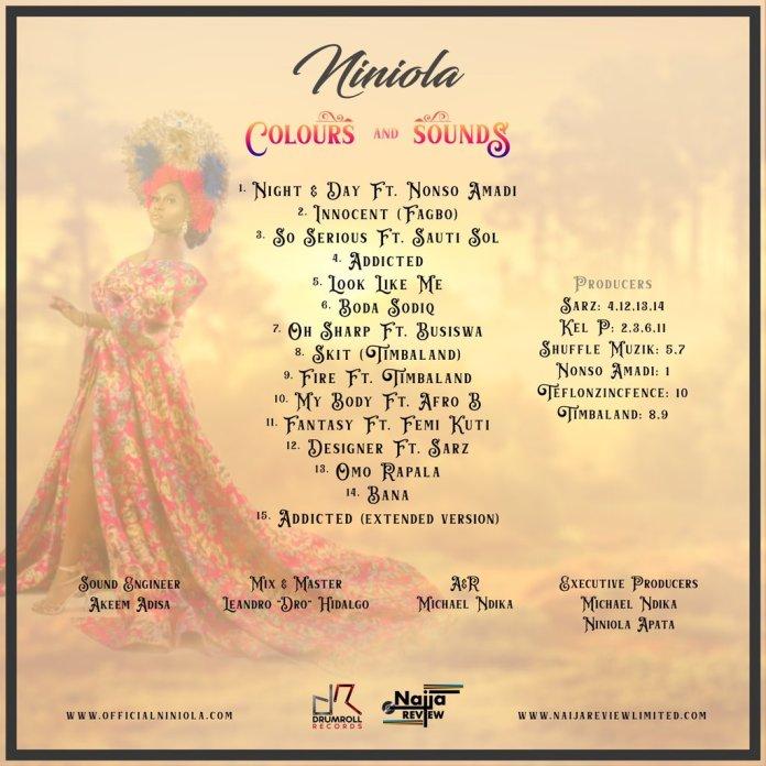 Ninola Colours And Sounds