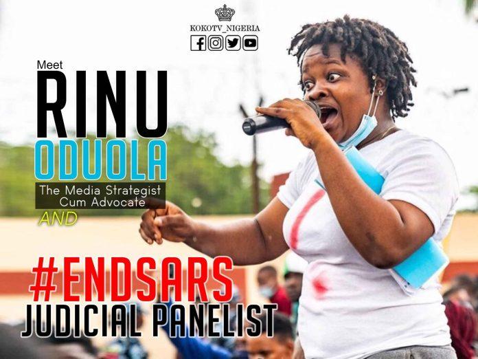Rinu Oduala