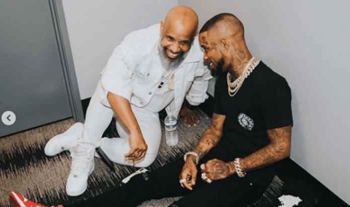 Tory Lanez Father, Sonstar Show Support For His Son On Social Media