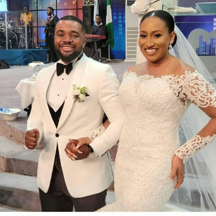 Beautiful Pictures From Williams Uchemba And Brunella Oscar's Wedding