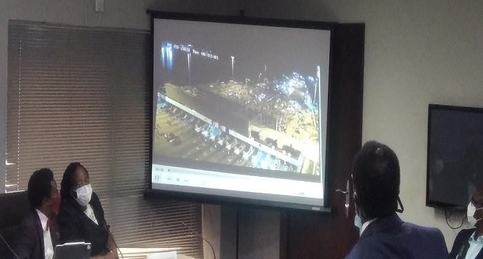 Lekki Shooting: Judicial Panel Begins The Review Of CCTV Footage From Scene