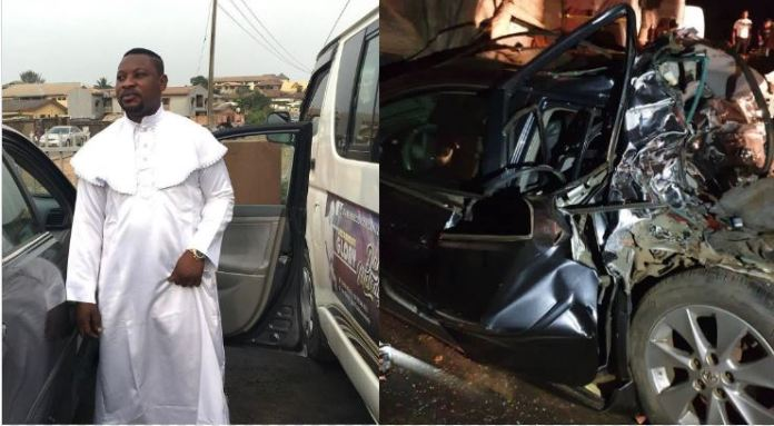 Dare Melody Survives Ghastly Accident