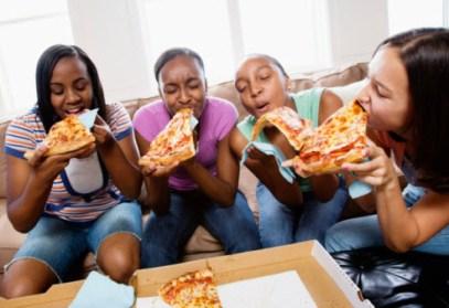 Eating KOKO TV Nigeria