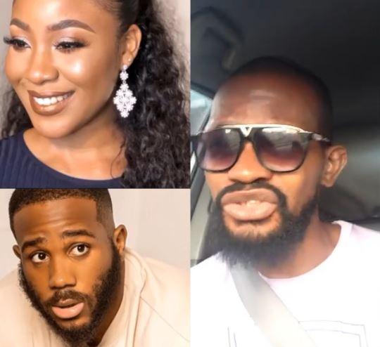 Kiddwaya, Erica and Uche Maduagwu