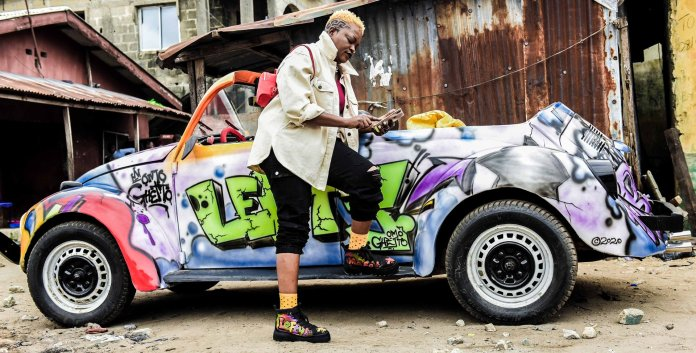 Omo Ghetto Saga Funke Akindele-Bello's movie