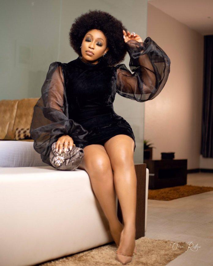 Nollywood actress, Rita Dominic