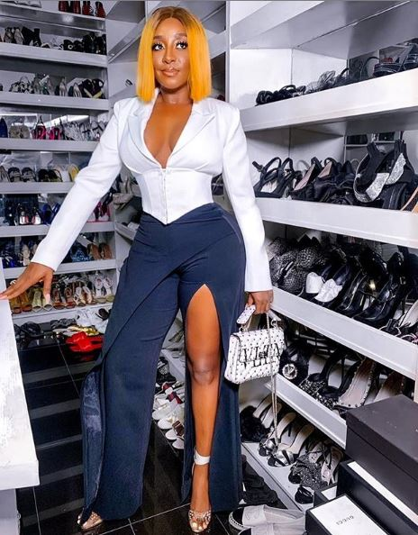Ini Edo Shows How To Serve Premium Glam All Through The Week