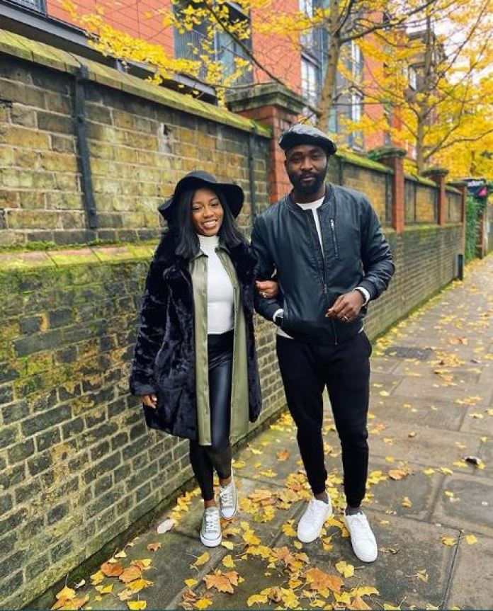 Gedoni Flies Khafi To London To Celebrate Her Birthday