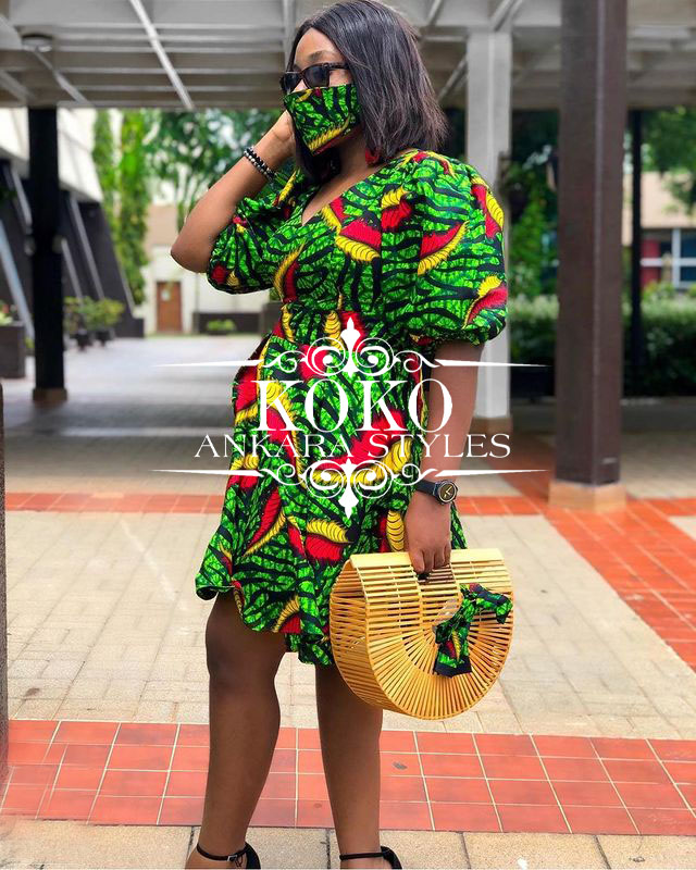 Stay Effortlessly Chic In These Jaw Dropping Ankara Styles