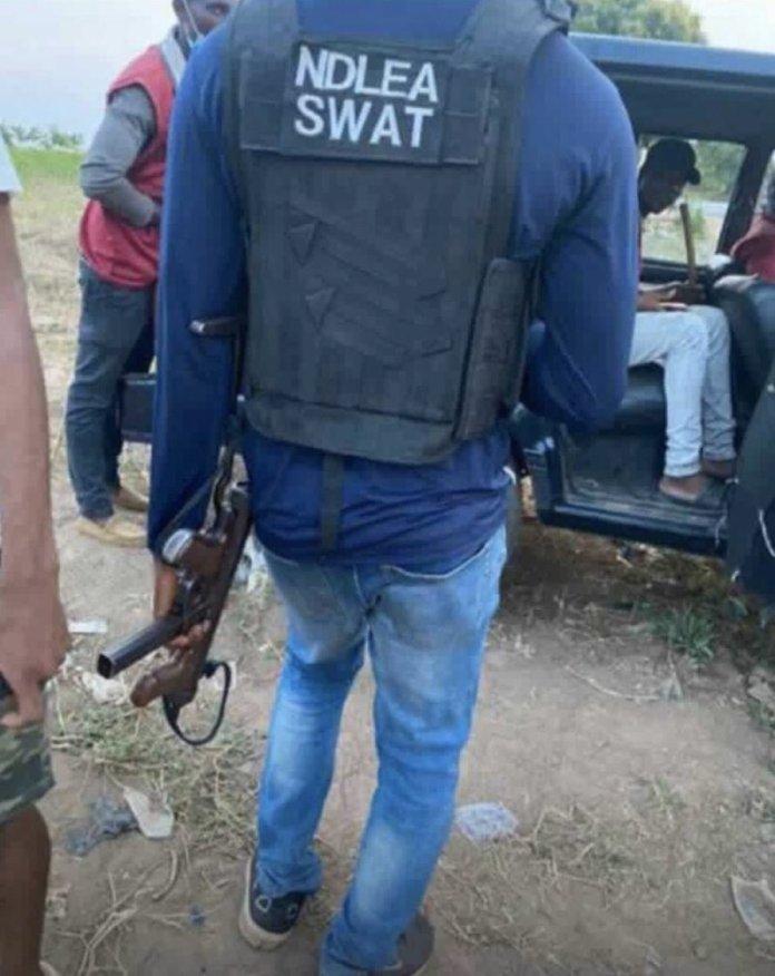 NDLEA SWAT