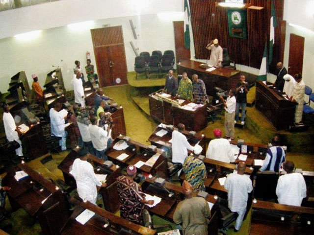 Ogun State House Of Assembly KOKO TV Nigeria 1