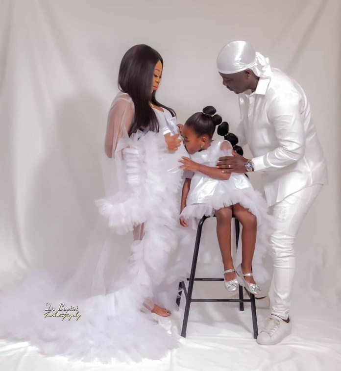 Seyilaw and wife Ebere Aletile
