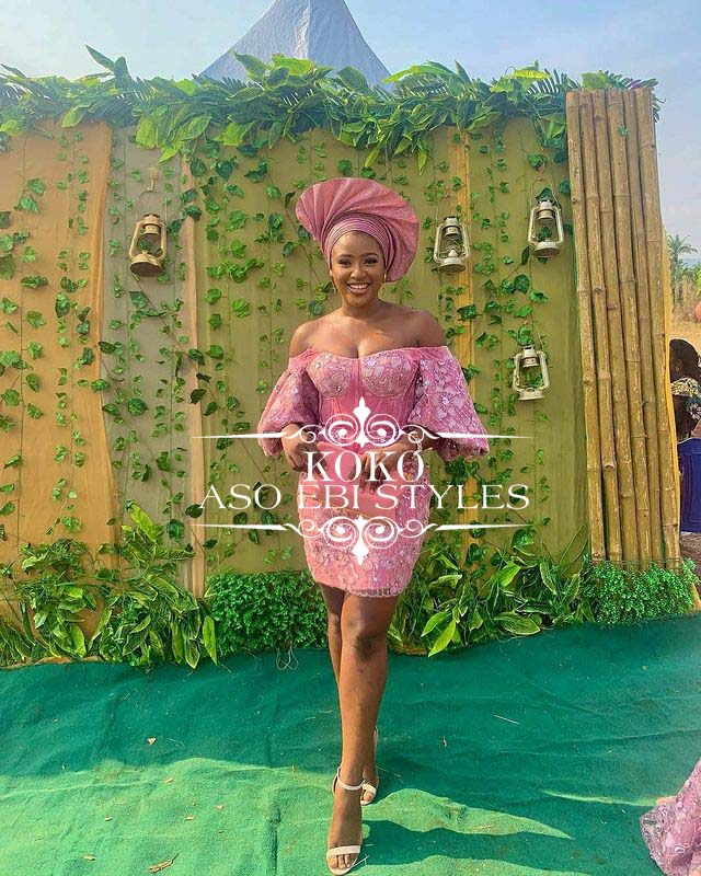 End The Year In Grand Style With These Jaw Dropping Aso Ebi Styles