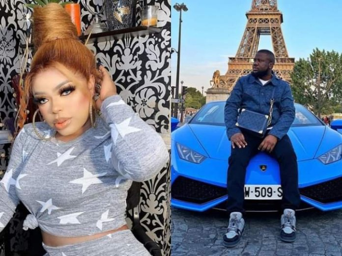 Bobrisky Sends Words Of Prayer To Hushpuppi In Prison