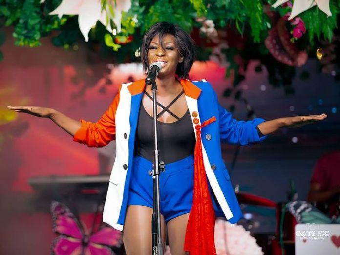 Ugandan Singer, Cindy Sanyu Continues Rant