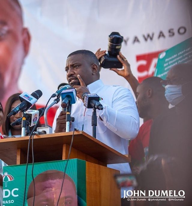 John Dumelo Loses Parliamentary Election In Ghana