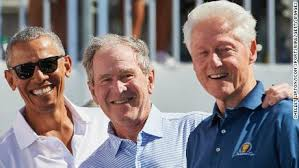 Former Presidents Obama, Bush And Clinton Volunteer To Get Coronavirus Vaccine Publicly