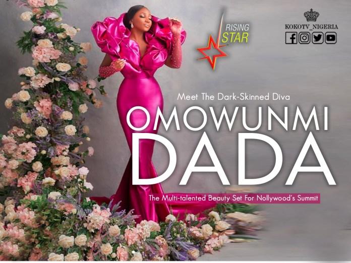 Omowunmi Dada from Oloture