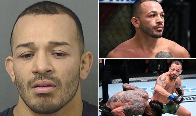 UFC Fighter, Irwin Rivera Arrested For 'Killing' His Two Sisters
