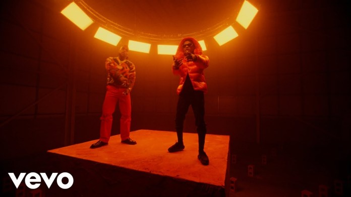 Wizkid Drops Visuals For Hit Single 'Ginger' Ft Burna Boy