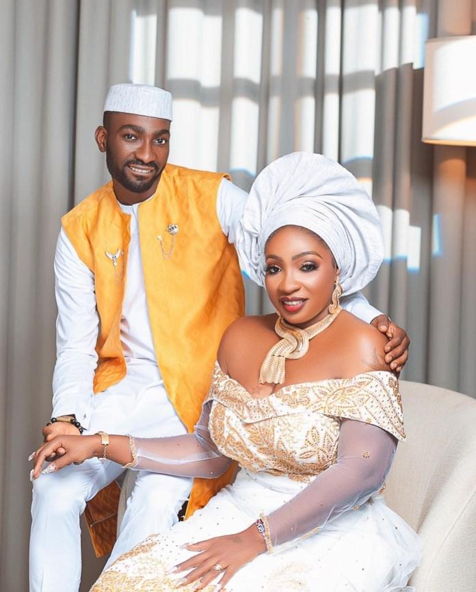 Anita Joseph And Her Husband Celebrate 1st Wedding Anniversary With Stunning New Photos