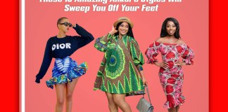 10 Amazing Ankara Styles That Will Sweep You Off Your Feet