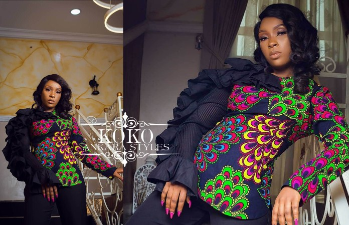 Slay Effortlessly As The Chic KOKOnista With These 7 Ankara Tops