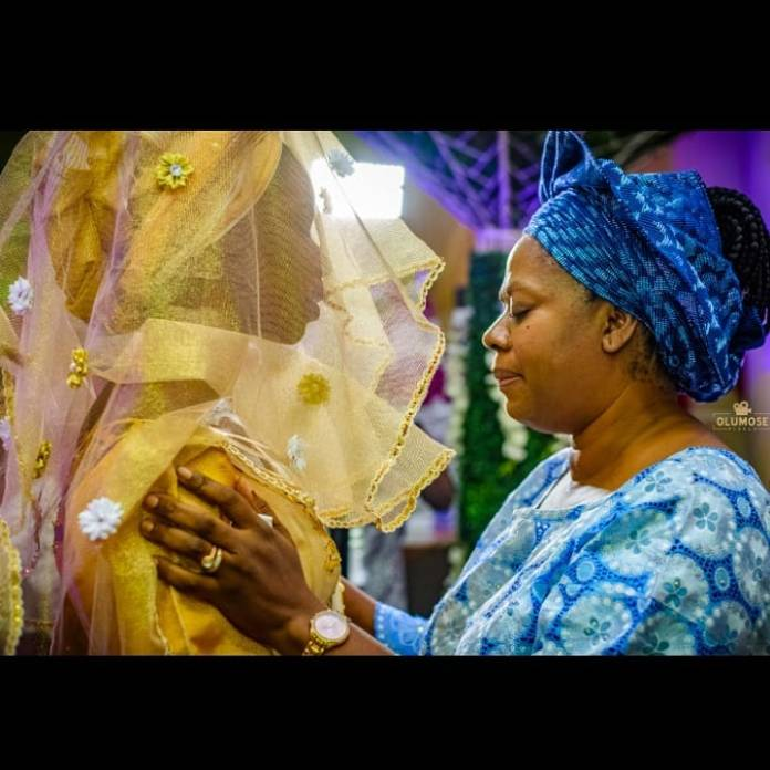 Darasimi Oyor and mom, Gloria Bamiloye